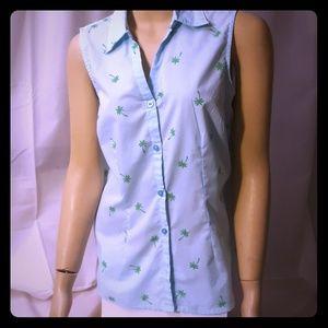 Basic Edition  womans. Sleaveless shirt